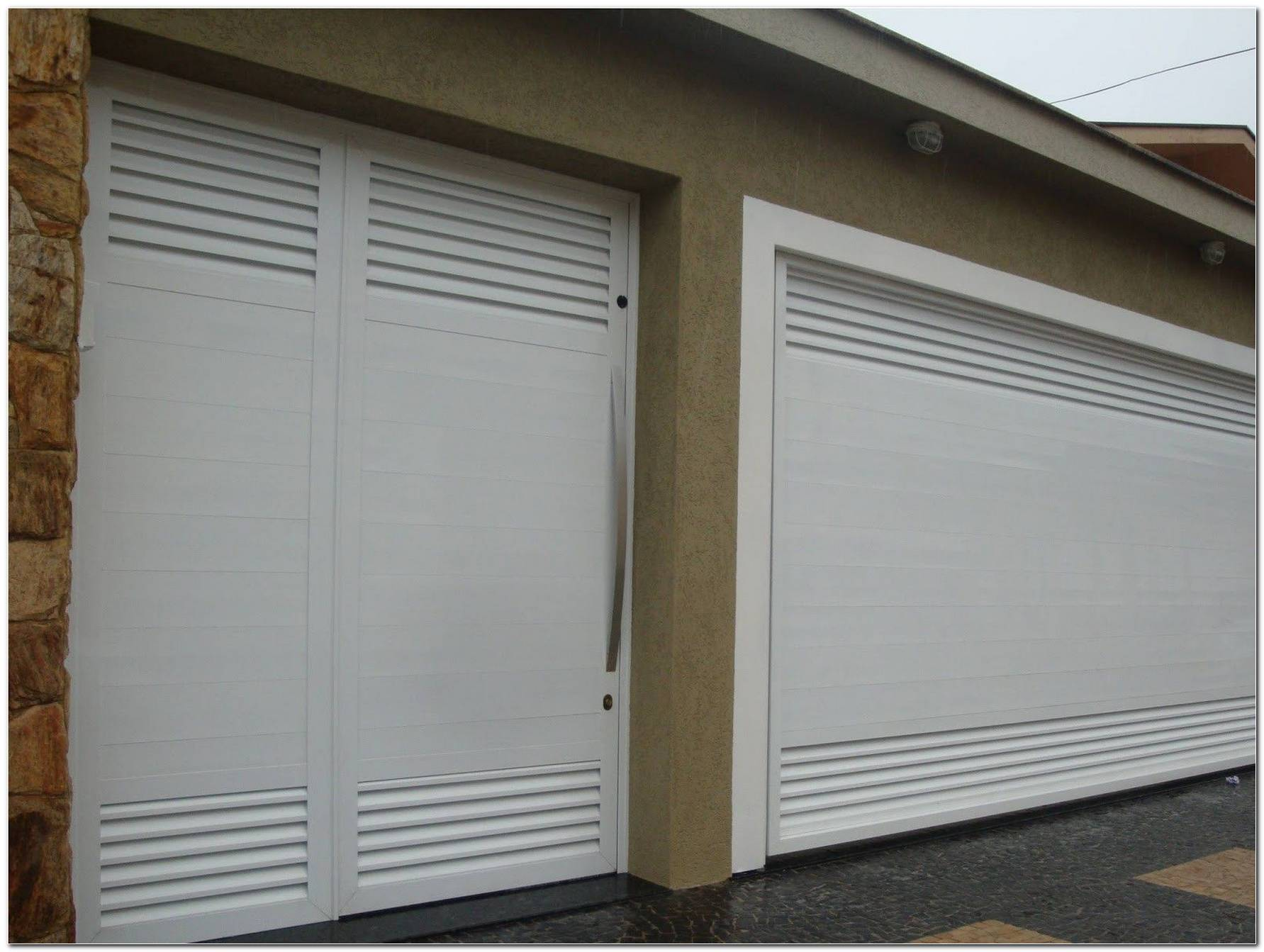 Portão Eletronico Garagem Preço