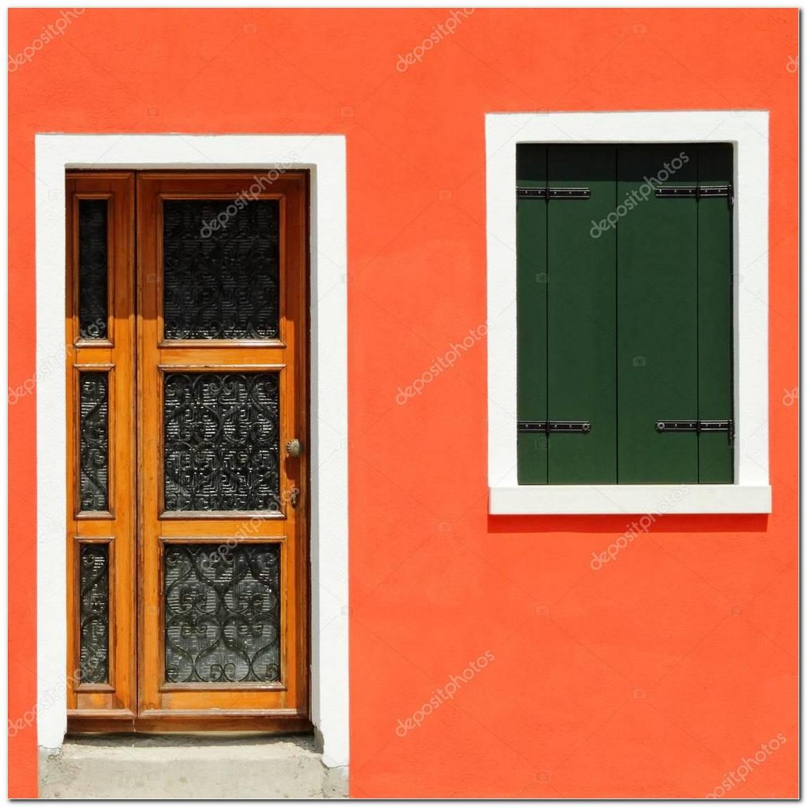Porta Para Frente De Casa
