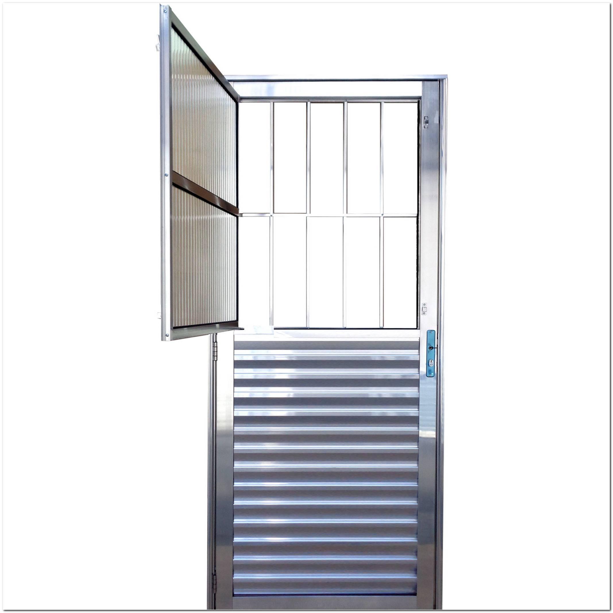 Porta Para Sala De Aluminio