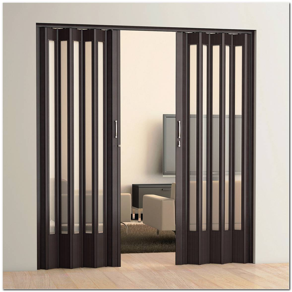 Porta Sanfonada Por Medida