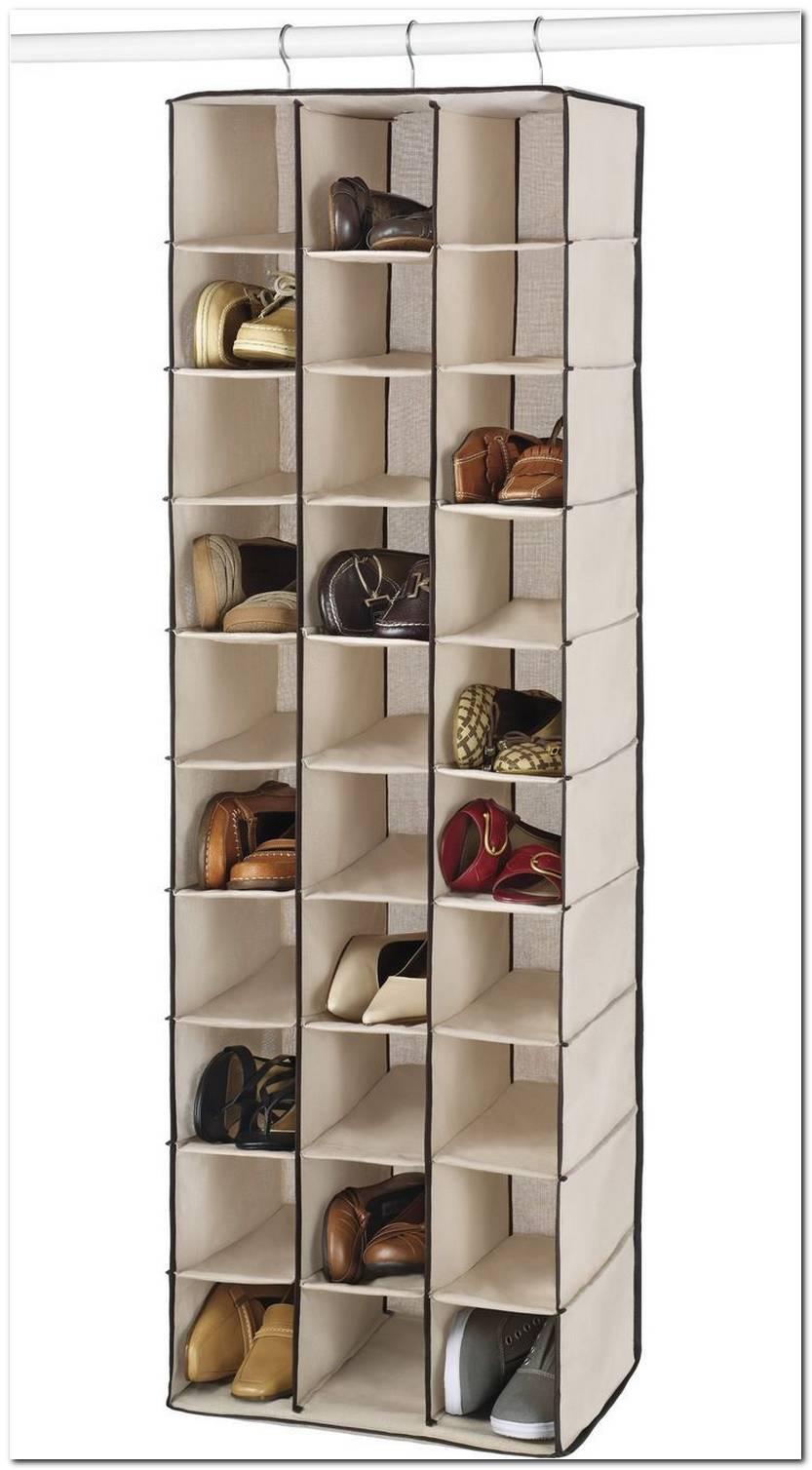 Porta Sapatos De Parede