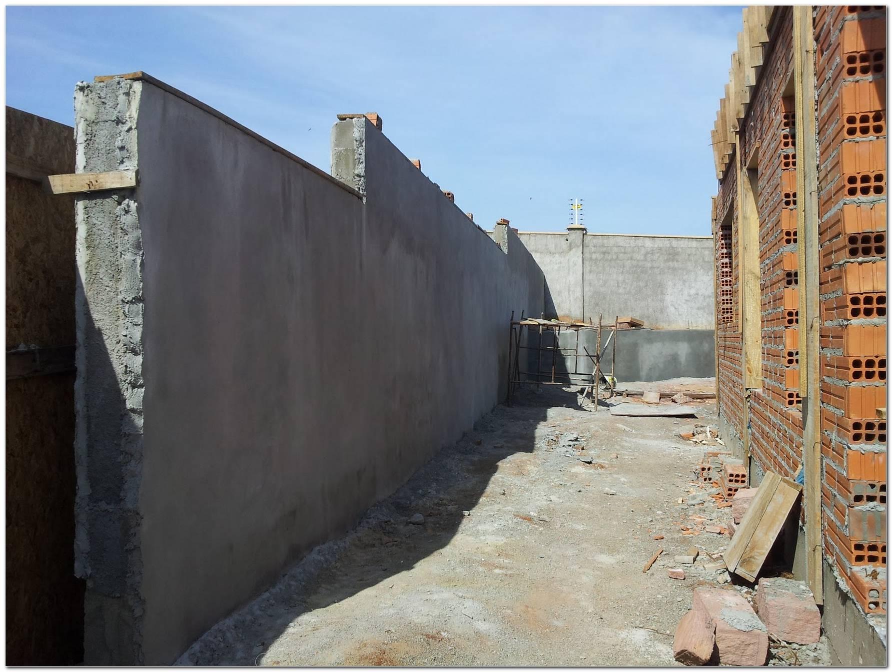 Preço M2 Muro