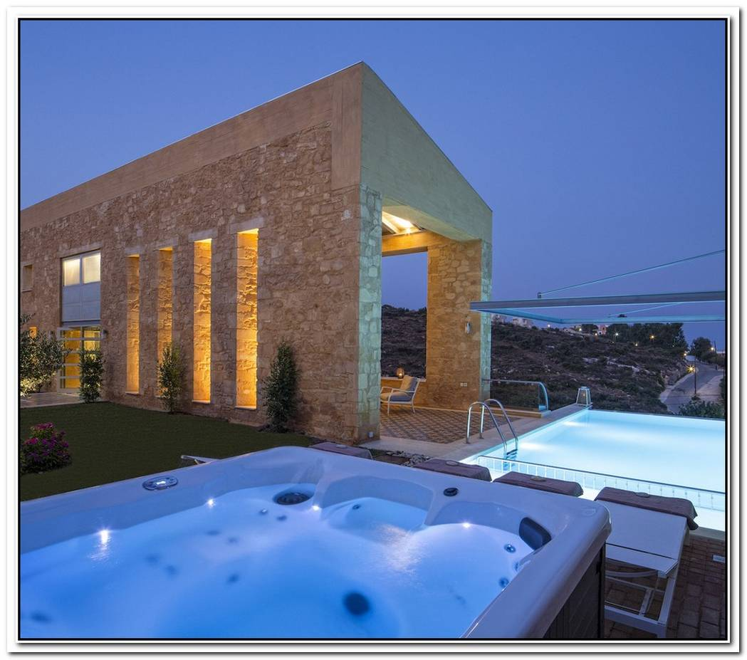Private Ultra Luxurious Villas In Crete
