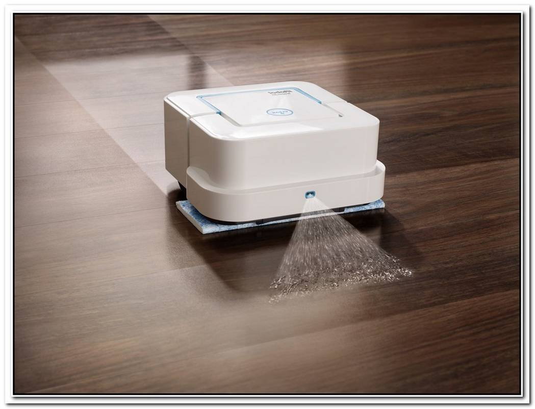 Product Of The Week Braava Jet Mopping Robot
