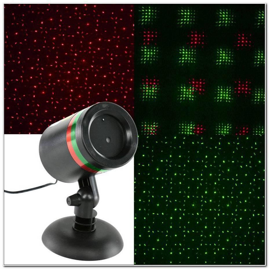 Projecteur Laser Interieur