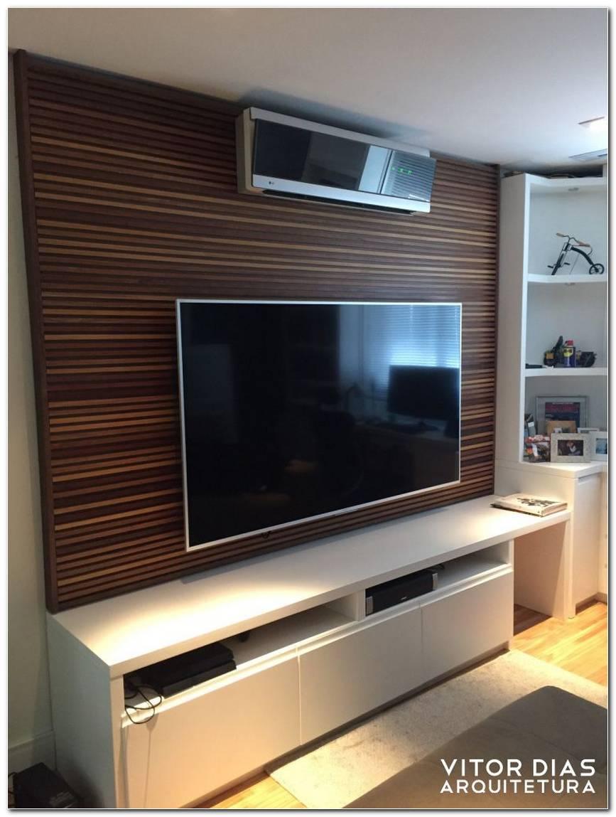 Projeto De Rack Para Sala De Tv