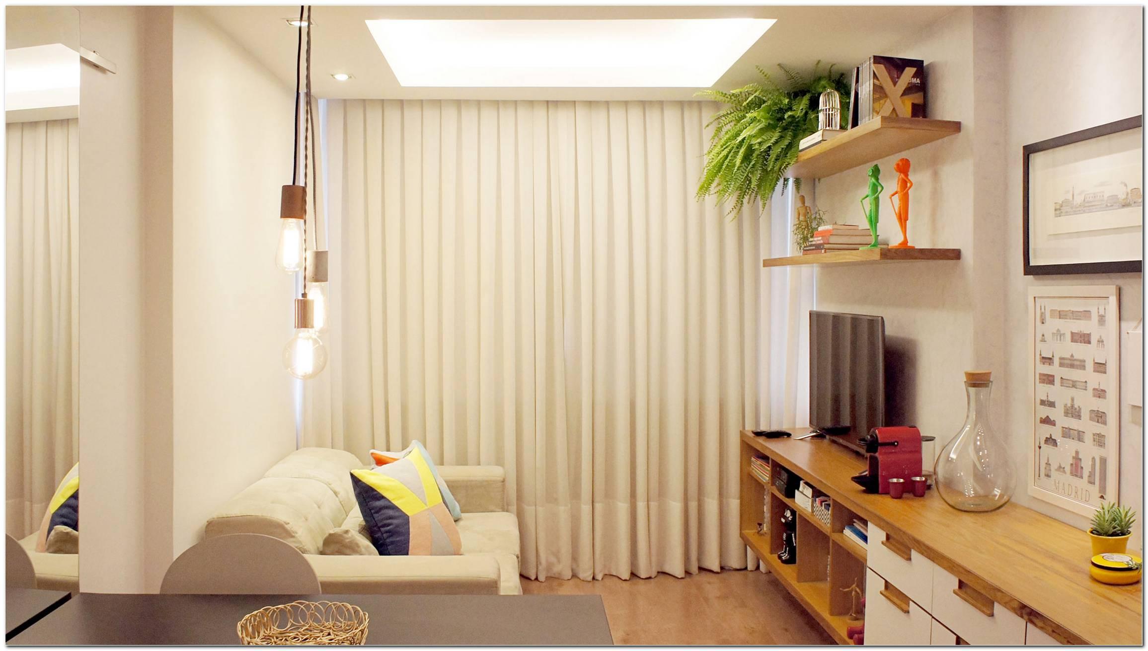 Projeto Gesso Sala Pequena