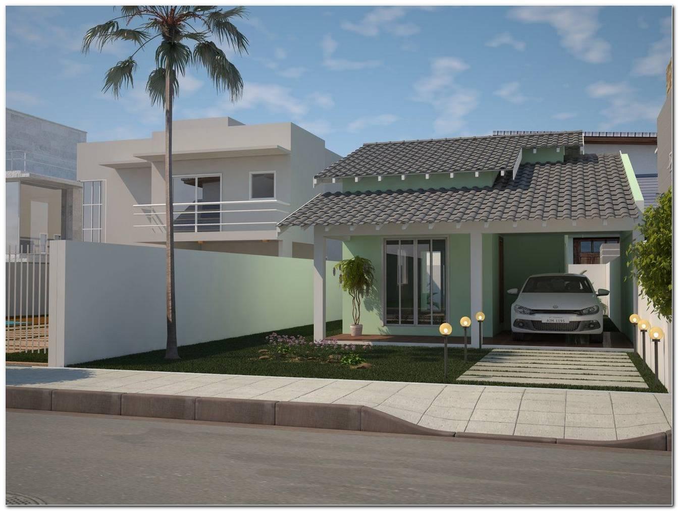 Projetos De Casas Modernas E Pequenas