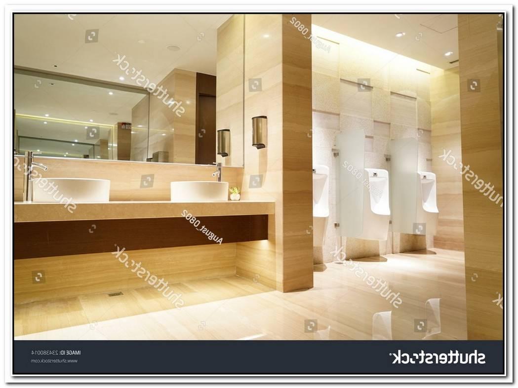 Public Contemporary Bathroom