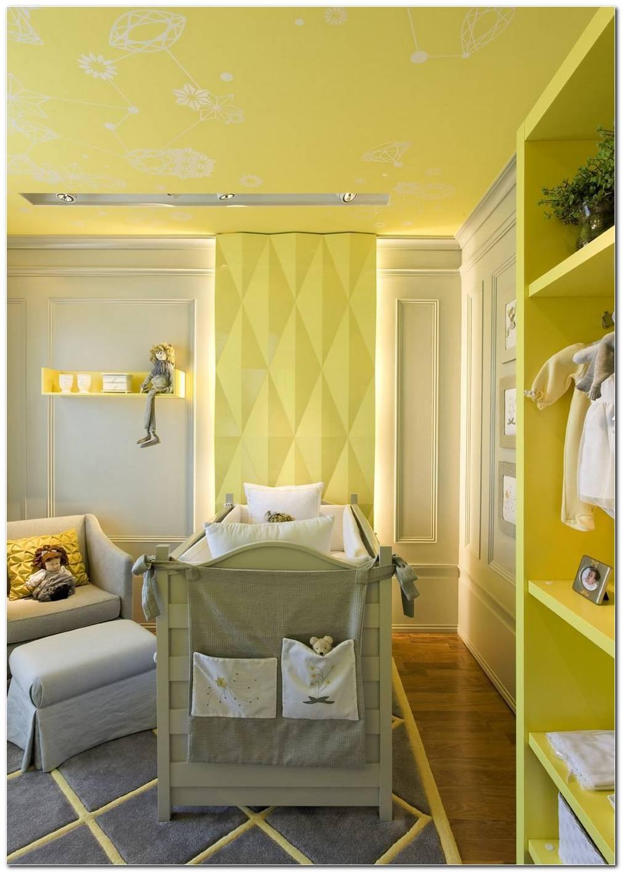 Quarto De Bebê Amarelo 60 Modelos E Dicas Incríveis