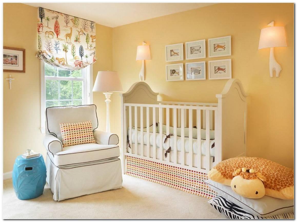 Quarto De Bebê Amarelo Dicas E 30 Modelos Lindos