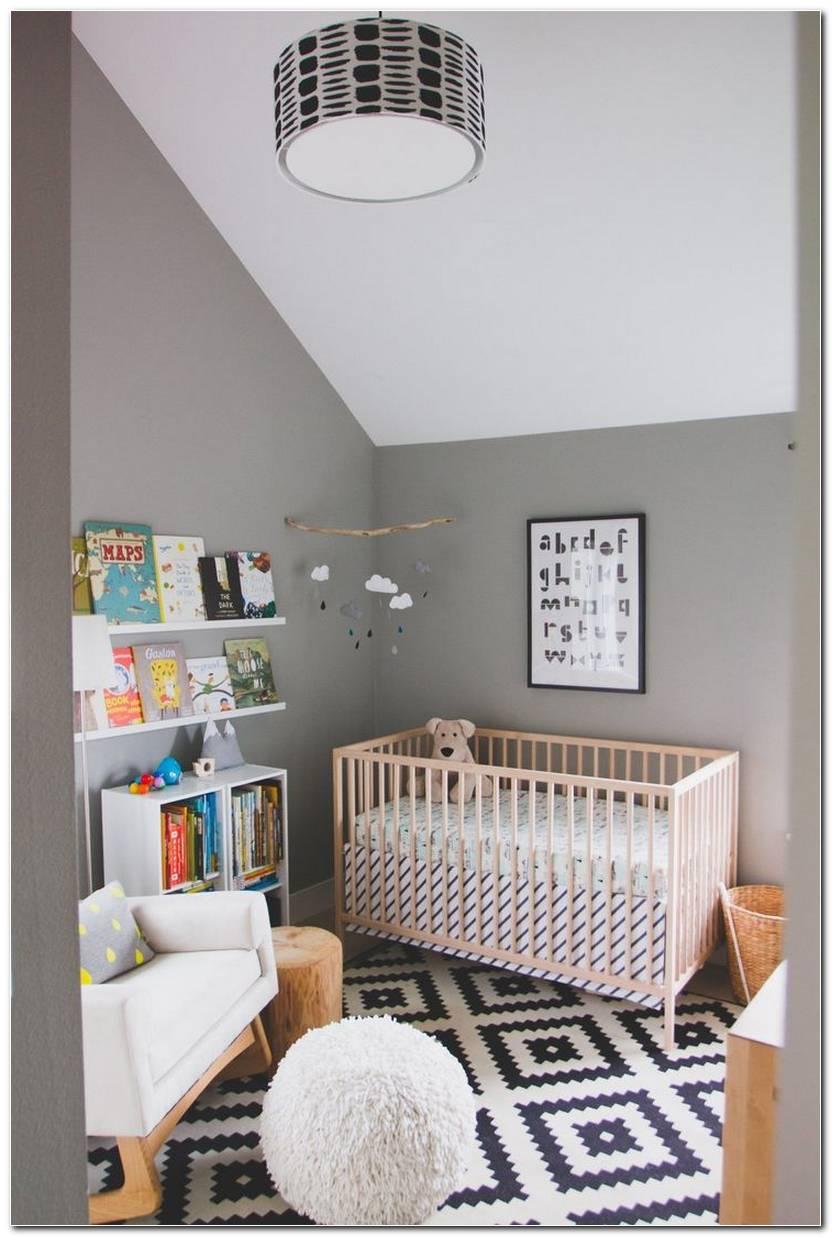 Quarto De Bebê Neutro Fotos E Combinações De Cores