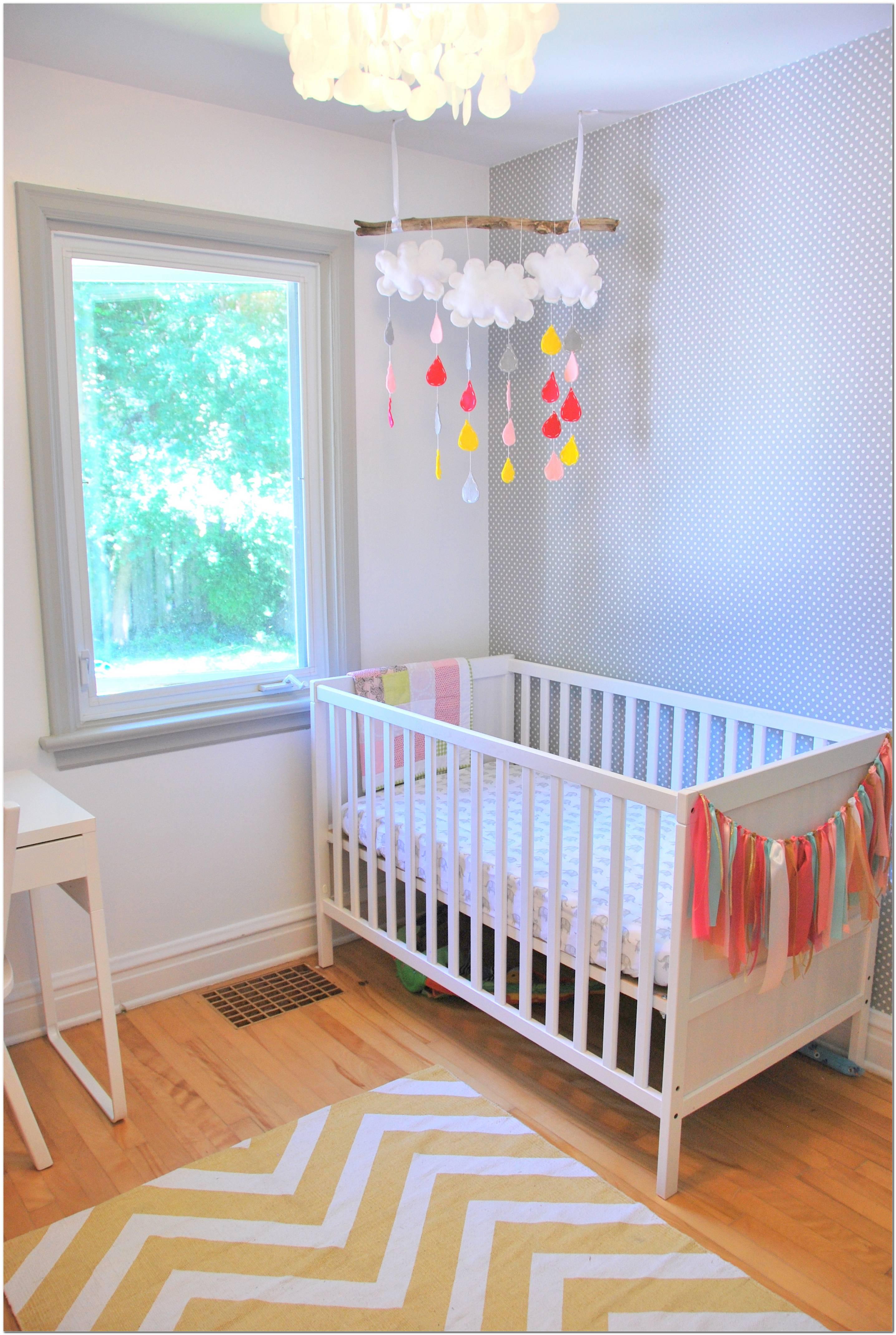 Quarto De Bebê Pequeno Como Decorar De Forma Simples E Bonita