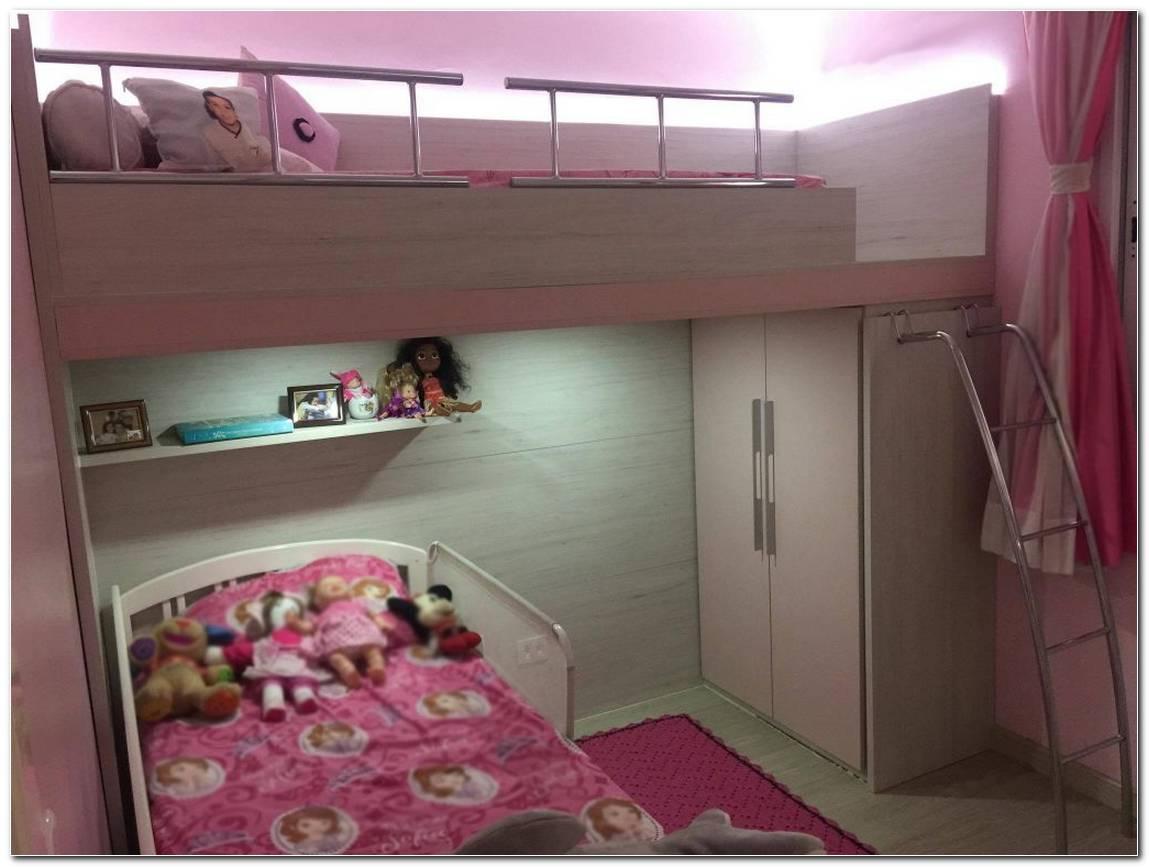 Quarto Infantil Planejado Com Beliche