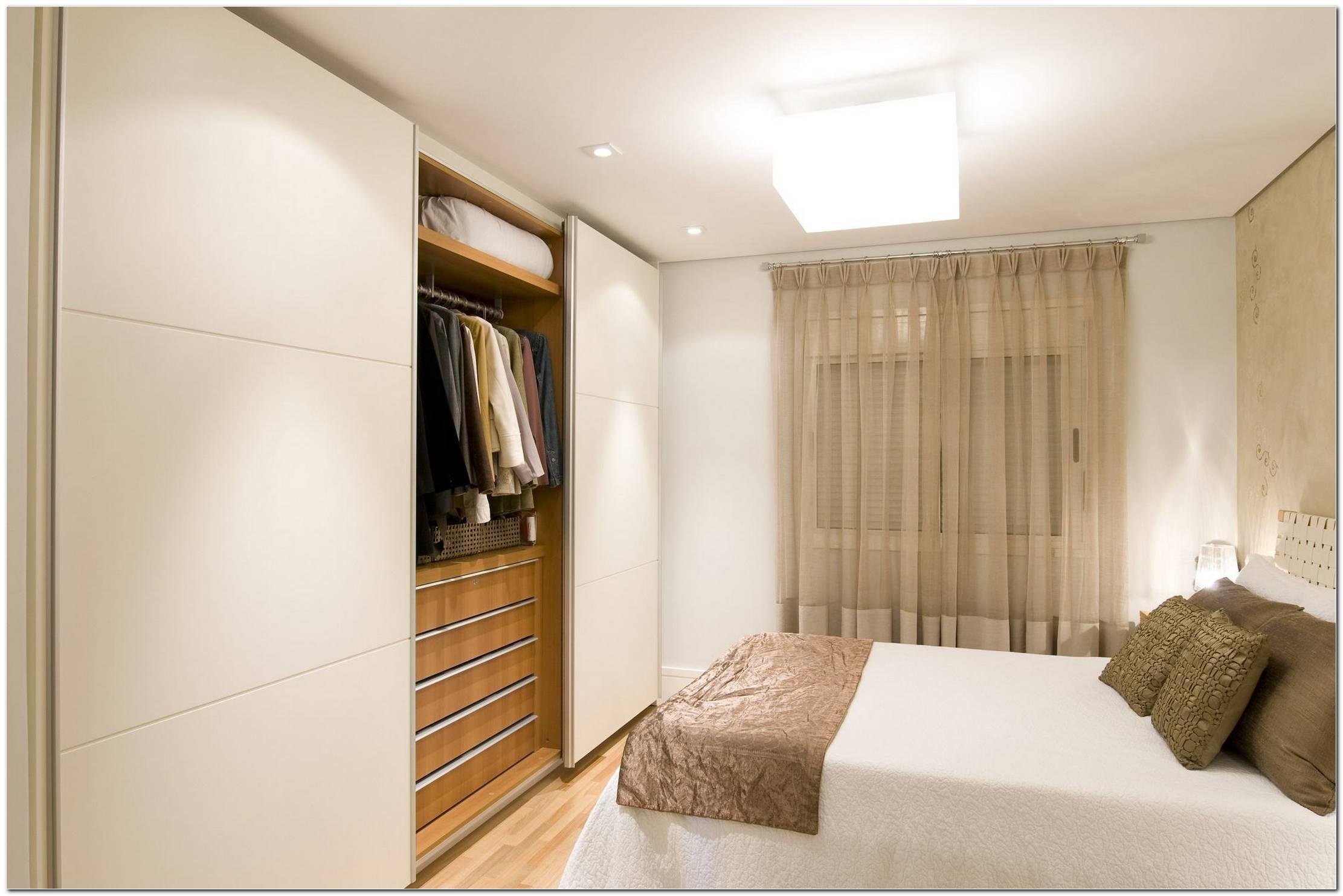 Quarto Planejado Casal Apartamento Pequeno