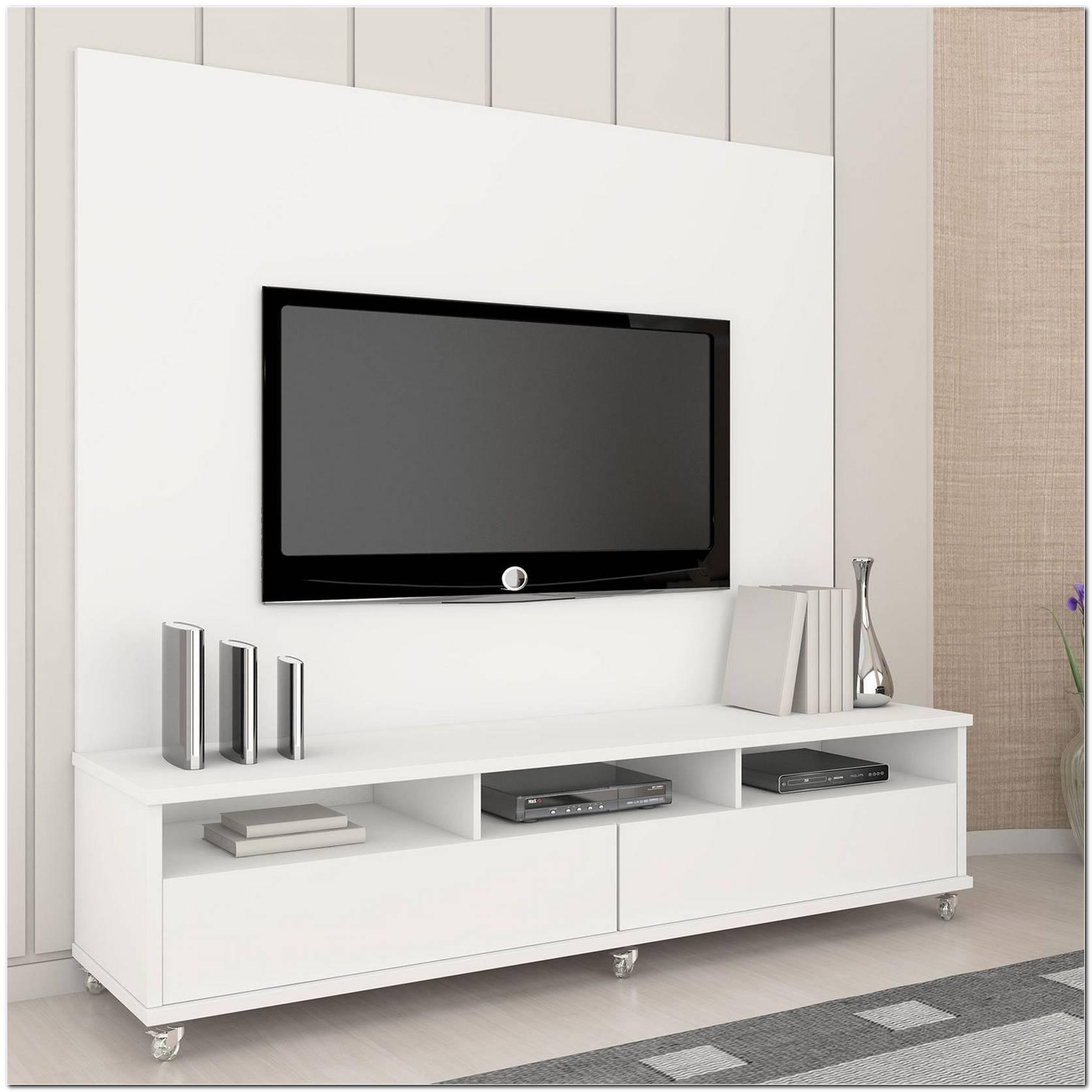 Rack Para Sala De Tv Branco