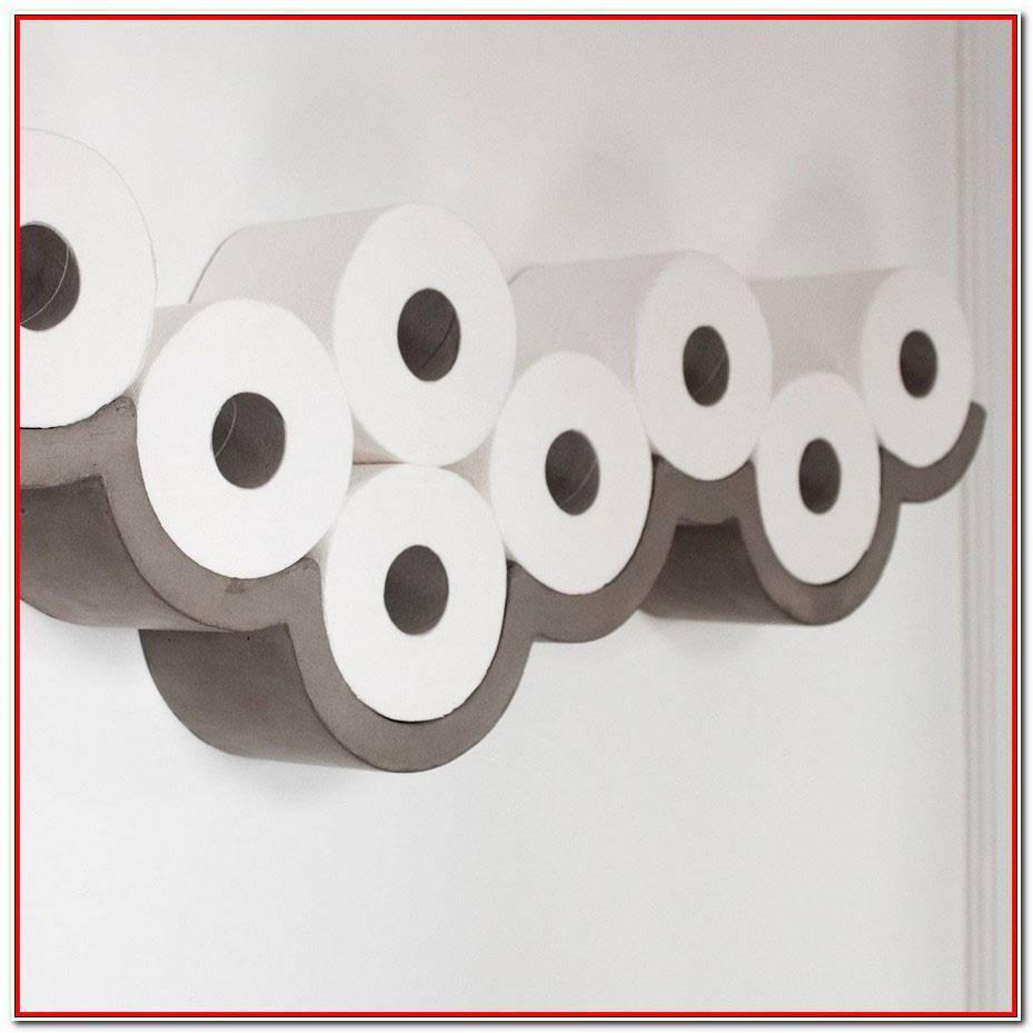 Rangement Papier Toilette Mouton