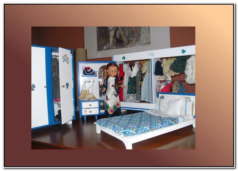Reciente Armarios Para Muñecas Imagen De Armarios Accesorios