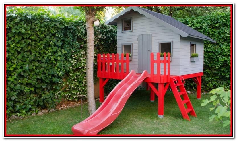 Reciente Casitas Niños Jardin Imagen De Jardín Decoración