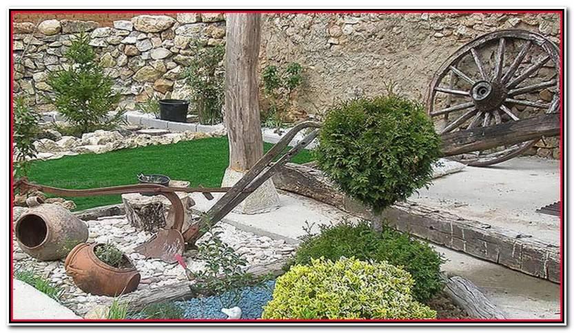 Reciente Decoracion Jardines Exteriores Colección De Jardín Accesorios