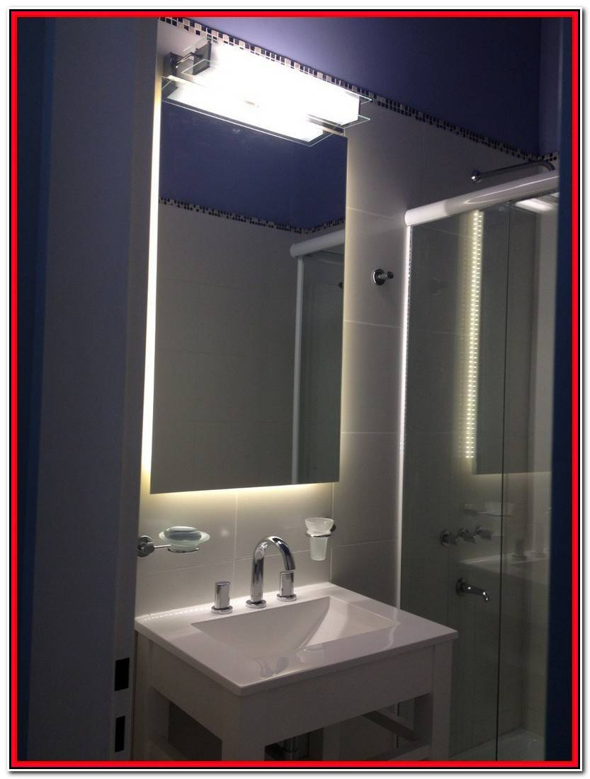 Reciente Espejos Para Baño Con Luz Imagen De Baños Decoración