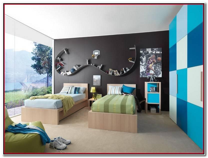 Reciente Habitaciones Juveniles Para Dos Hermanos Galería De Habitaciones Decoración