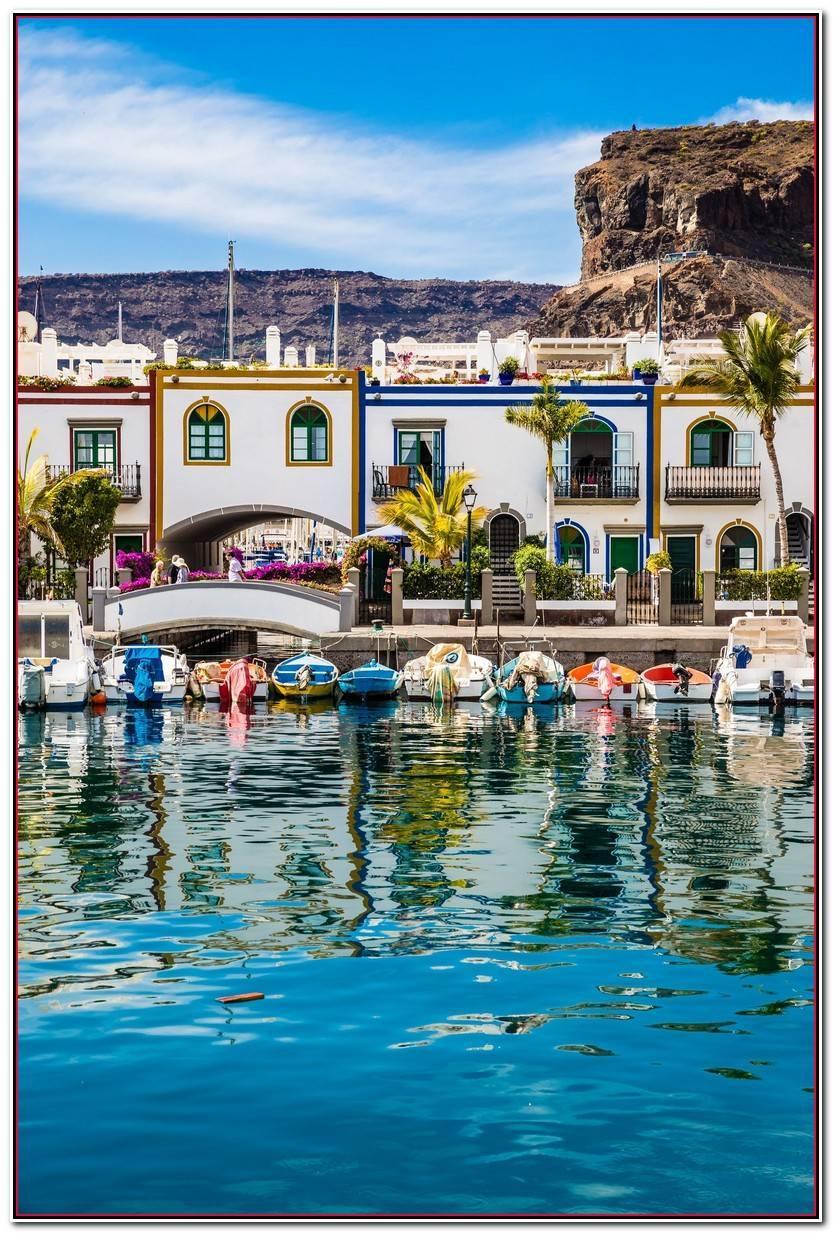 Reciente Holidays In Puerto Mogan Imagen De Puertas Ideas