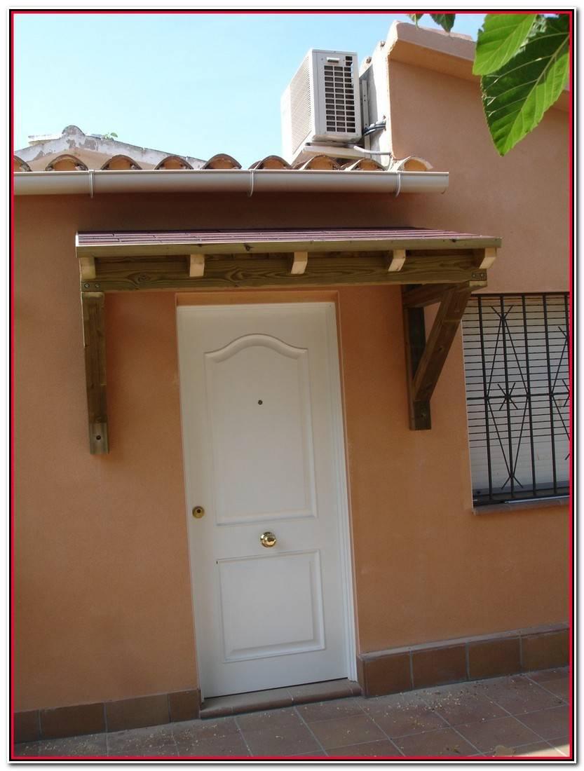 Reciente Marquesinas Para Puertas Baratas Galería De Puertas Idea