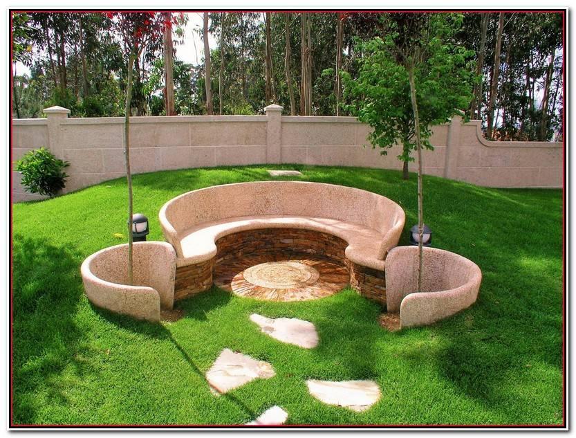 Reciente Mesa Jardín Fotos De Jardín Decorativo