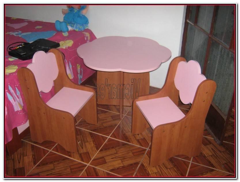 Reciente Mesa Y Sillas Para Niños Imagen De Silla Ideas
