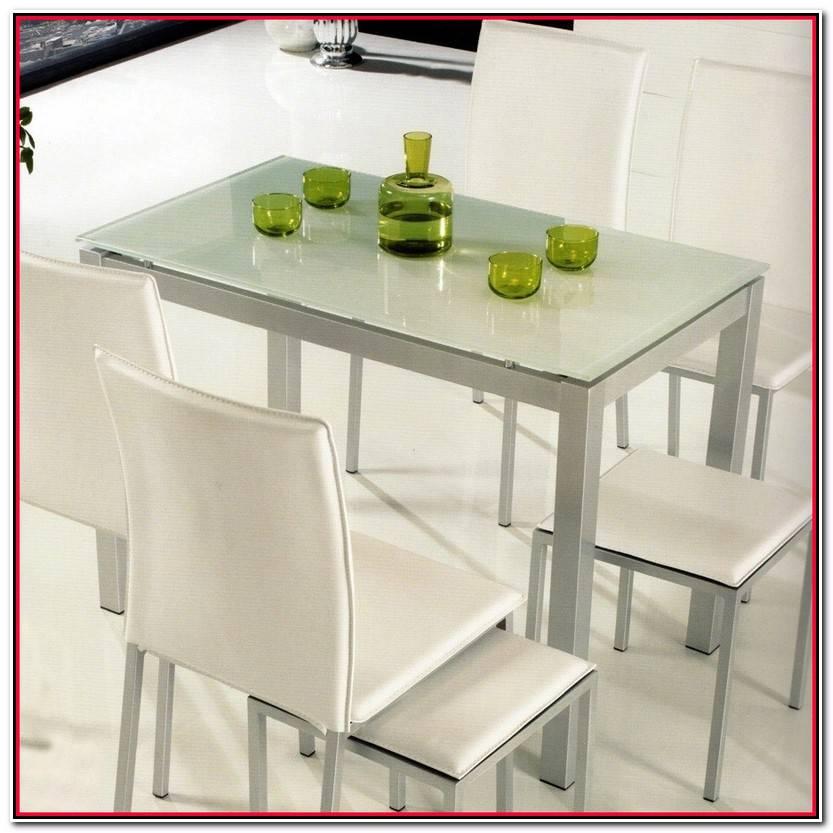 Reciente Mesas De Cocina Cristal Galería De Mesas Accesorios