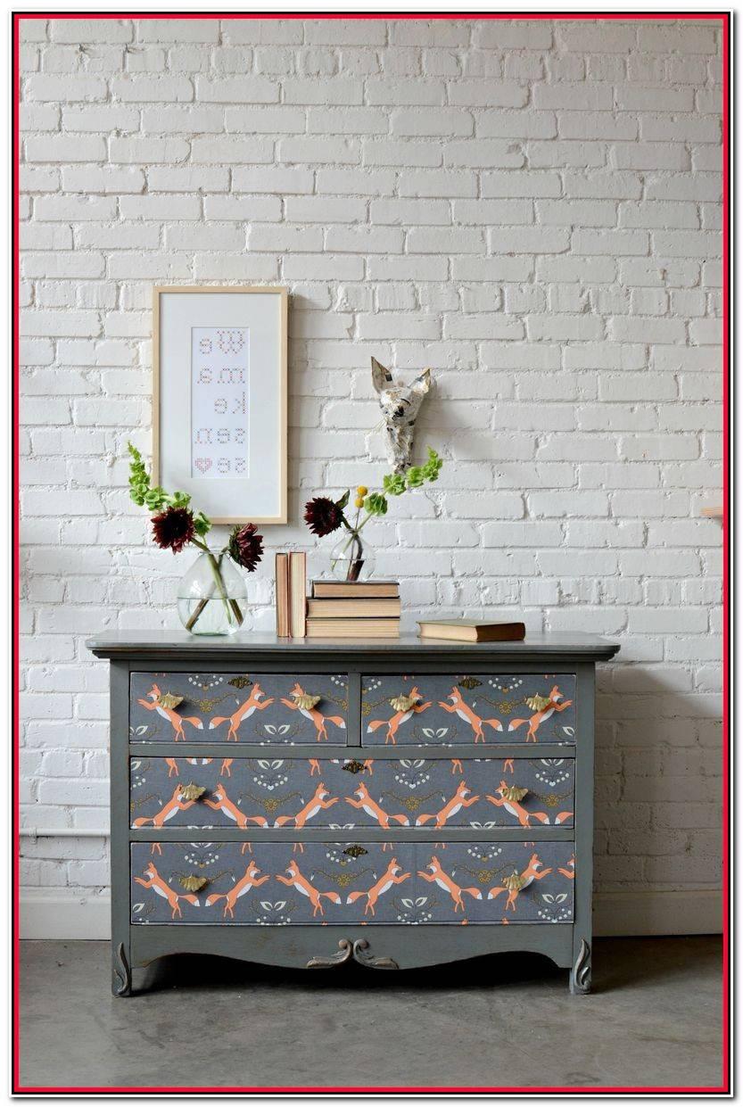 Reciente Muebles Con Papel Pintado Fotos De Muebles Estilo