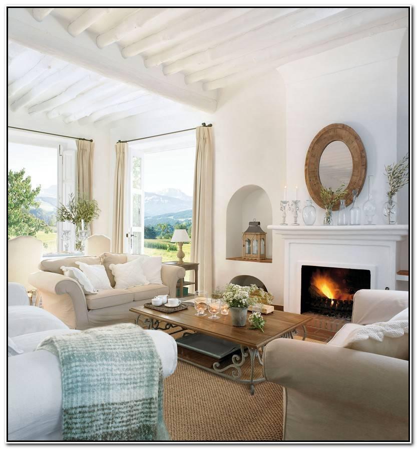 Reciente Muebles Salon Blancos Galería De Salon Estilo