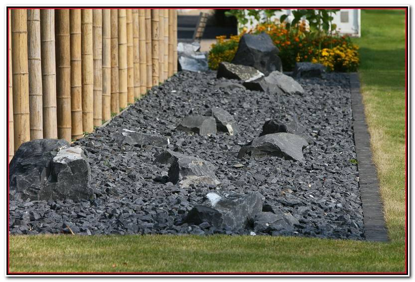 Reciente Piedra Jardin Galería De Jardín Decorativo