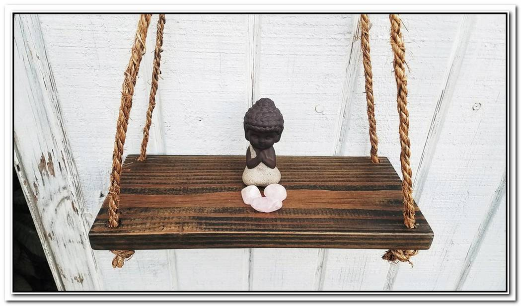 Reclaimed Wood Swing Made By Dekor