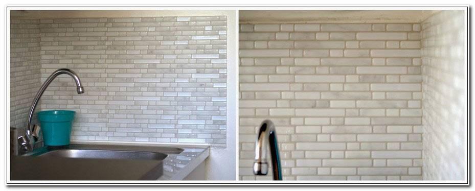 Recouvrir Carrelage Mural Adhesif