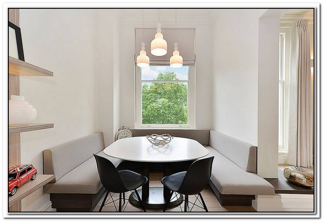 Refined Simplicity20 Banquette Ideas For Your Scandinavian Dining Space