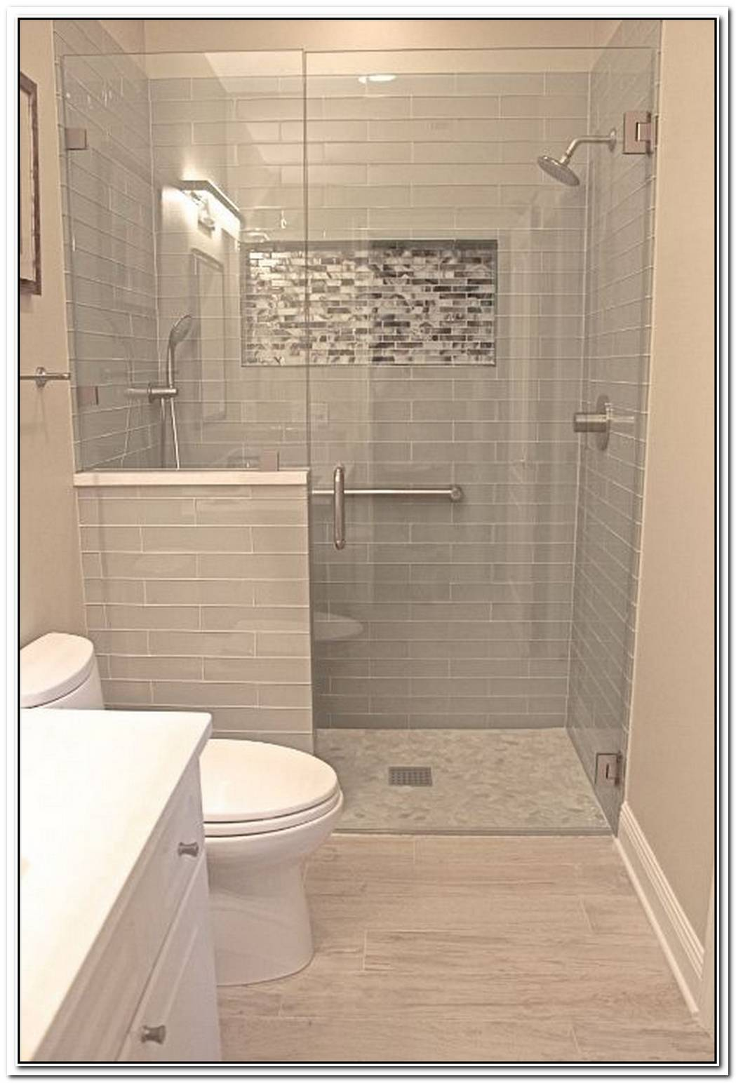 Remodeled Condo Bathroom
