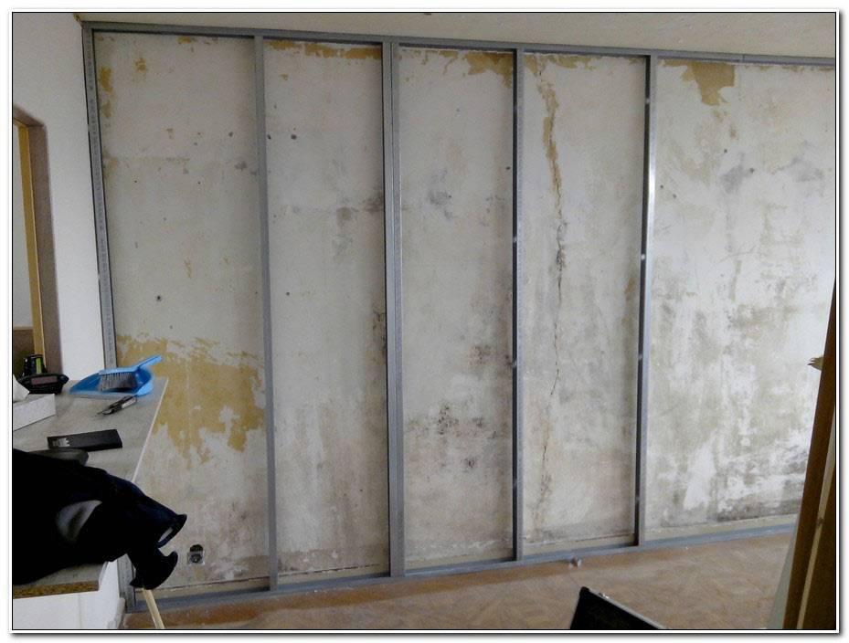 Renover Un Mur Interieur