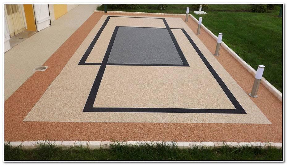 Resine Exterieure Pour Terrasse