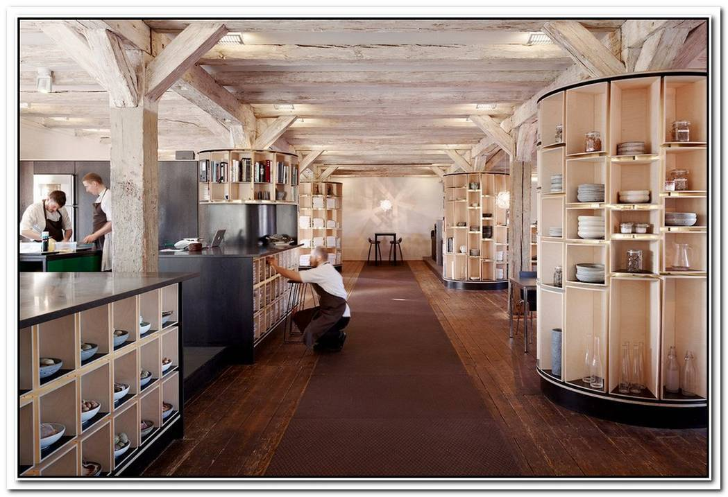 Restaurant Experimental Design For Noma Lab