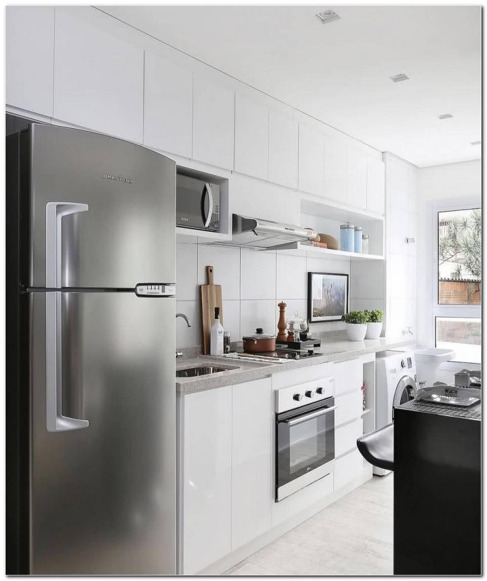 Revestimento Branco Para Cozinha