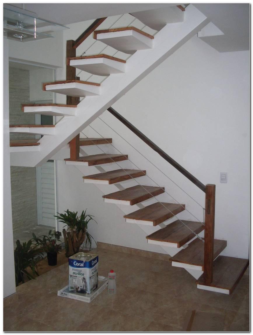 Revestimento Para Escada Interna 5 Materiais