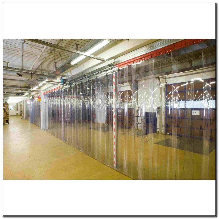 Rideau Plastique Industriel