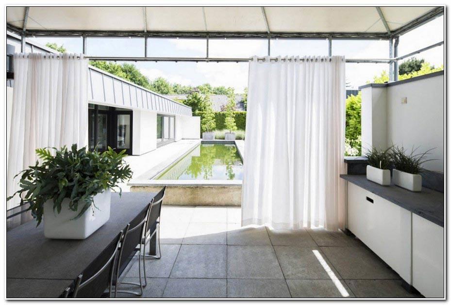 Rideaux Pour Terrasse