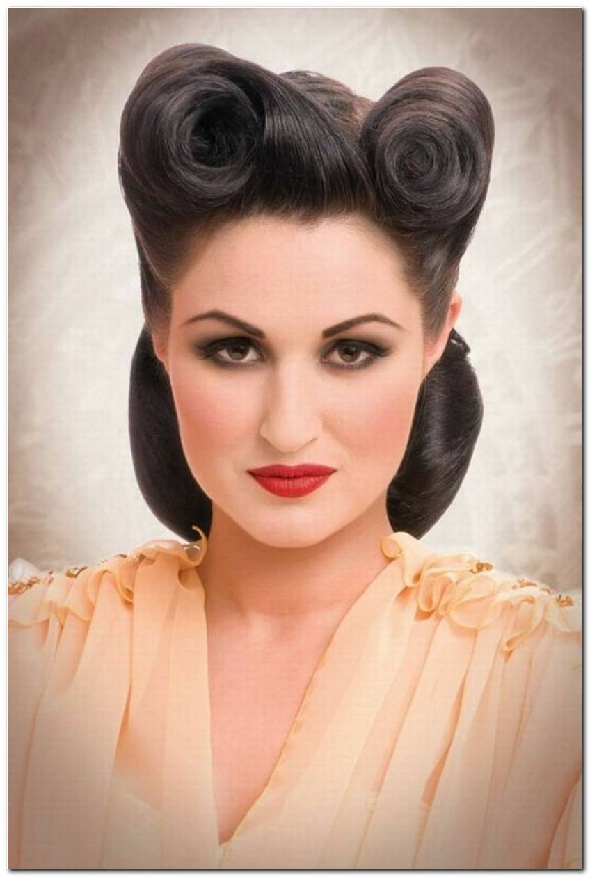 Rockabilly Frisuren Damen Kurz