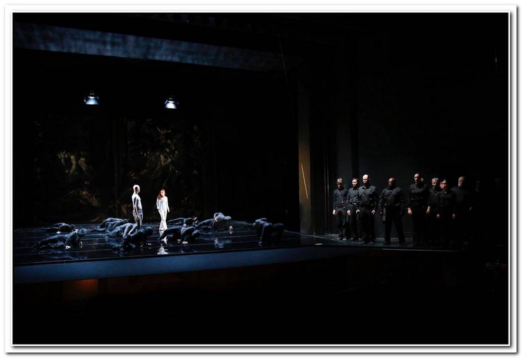 Rodin On Stage With Mozart In 3d