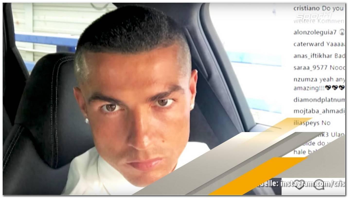 Ronaldo Cr7 Frisur