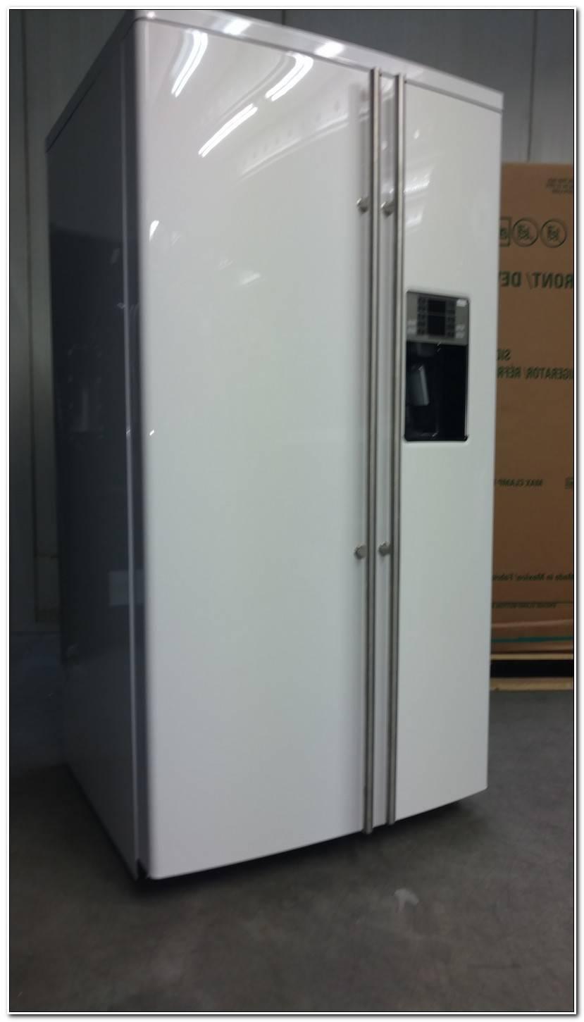 Room Amerikanische Kühlschrank