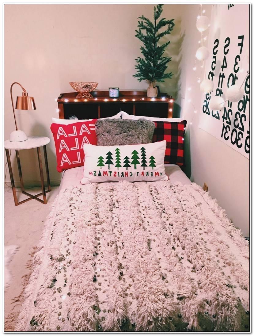 Room Dekoration Weihnachten
